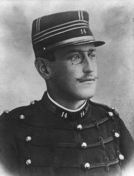 De Dreyfusaffaire: deel 1 van een tweeluik