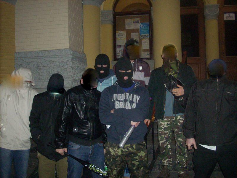 Inspectie in Oekraïne