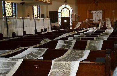 Rabbijnen verklaren 'lekkere' orkaan Sandy