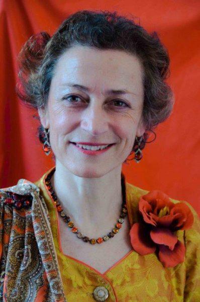 Julia Bronkhorst, sopraan, zingt Sefardische liederen