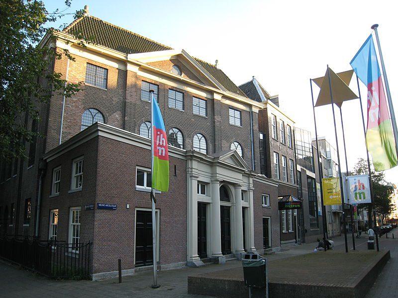 Joods Historisch Museum genomineerd