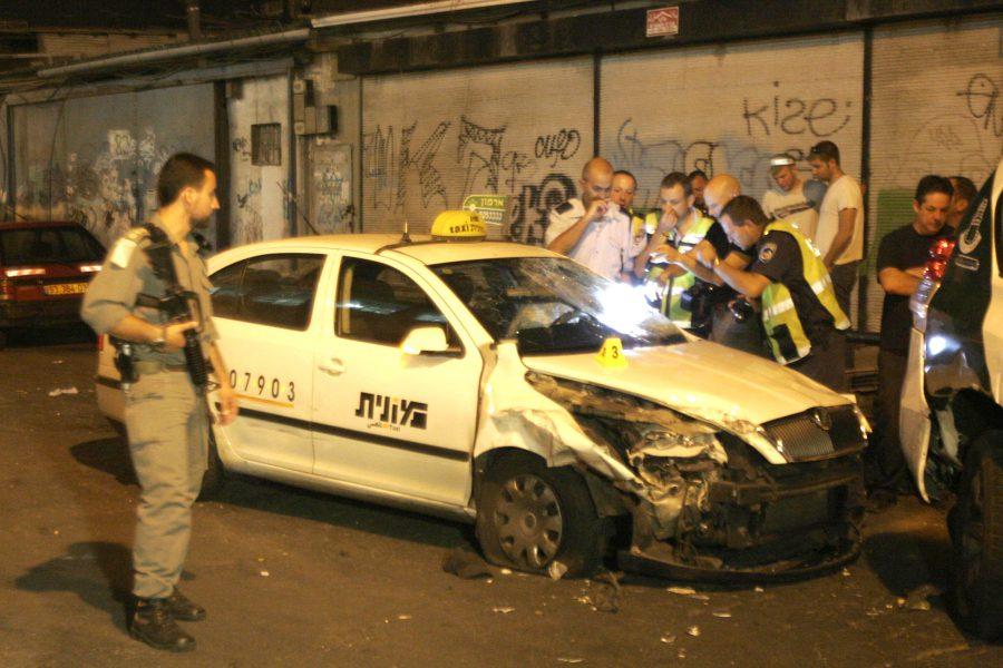 Aanslag in Tel Aviv