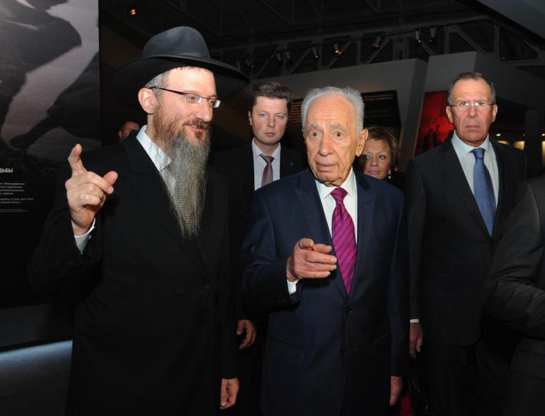 Nieuw 'Tolerantiemuseum' Moskou