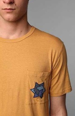 Ophef om T-shirt