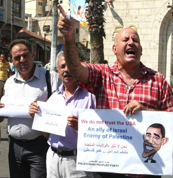 Een Palestijnse staat?