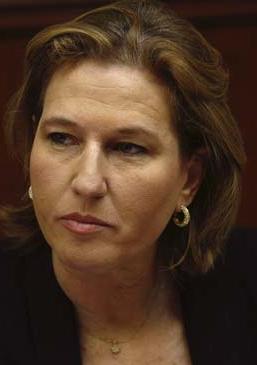Kritiek Livni op Shalit-ruil