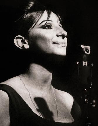 Streisand, de Stem