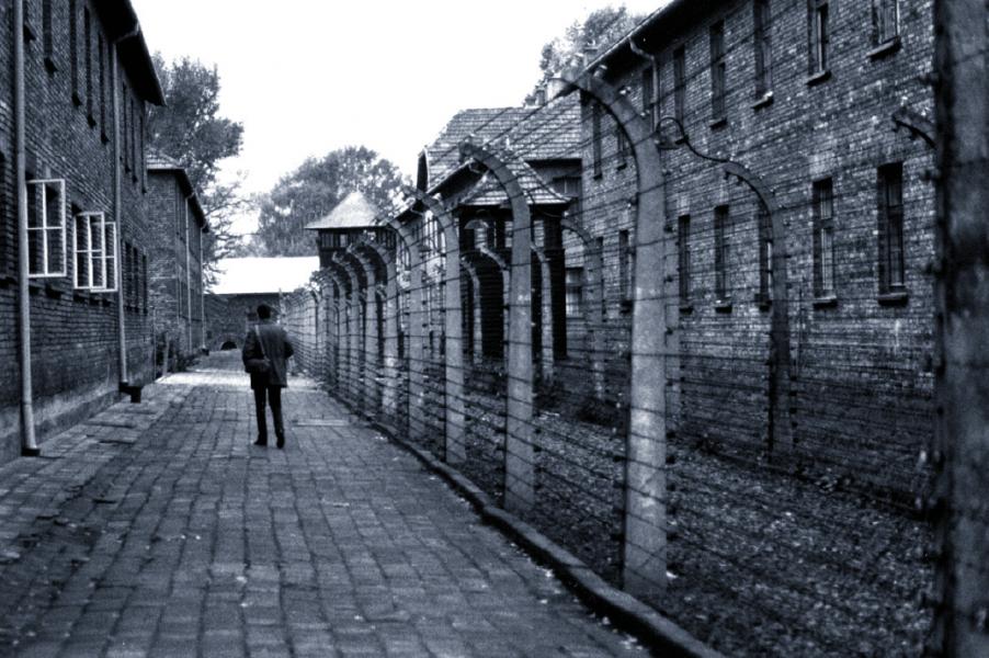Waar was God in Auschwitz?