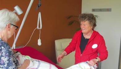 De magie van het hospice
