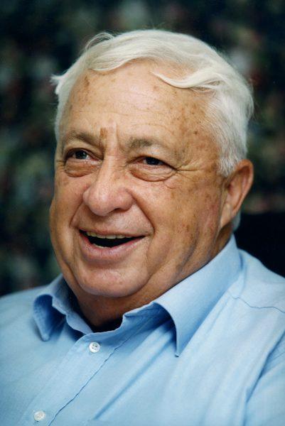 Ariel Sharon overleden