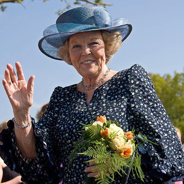 Geen Joods afscheid Beatrix