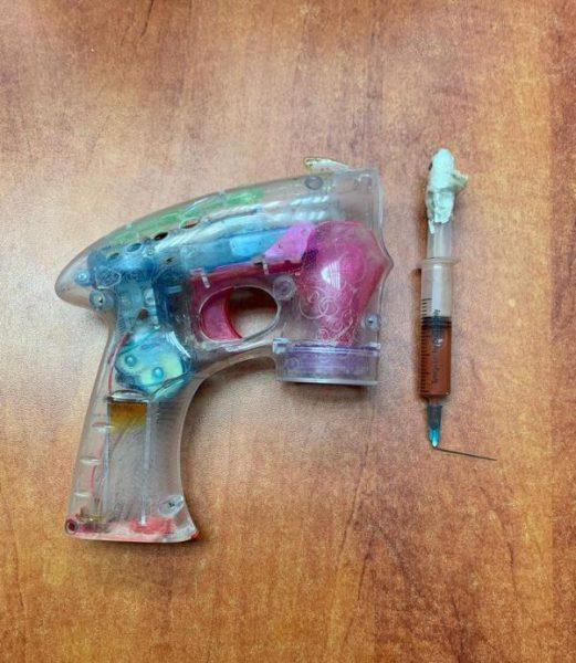 Jordaniër overvalt Israëlische bank met bellenblaaspistool