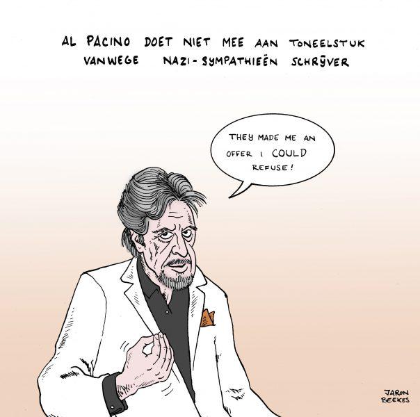Pacino stapt op