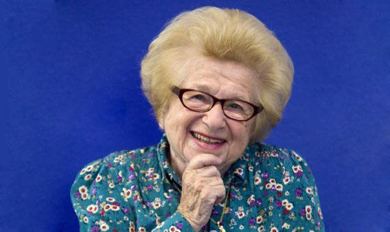 Dr. Ruth is terug