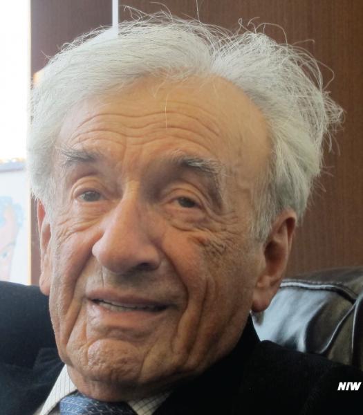 Elie Wiesel, 85 jaar jong