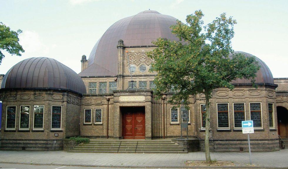 Einde Stichting Synagoge Enschede