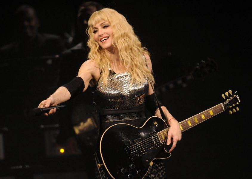 'Madonna naar Eurovisie Songfestival in Tel Aviv'