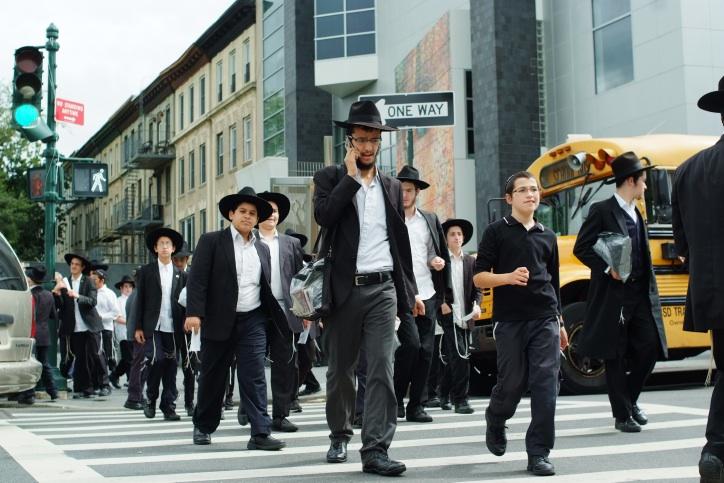 Sterke groei Joodse populatie New York