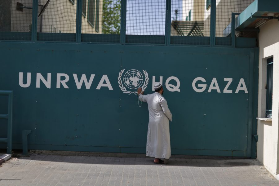 VS stopt volledig met steun voor UNRWA