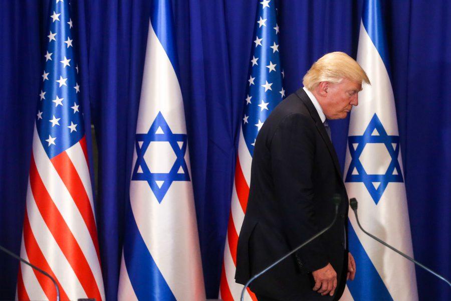 Trump wil 'hard' zijn tegen Netanyahu