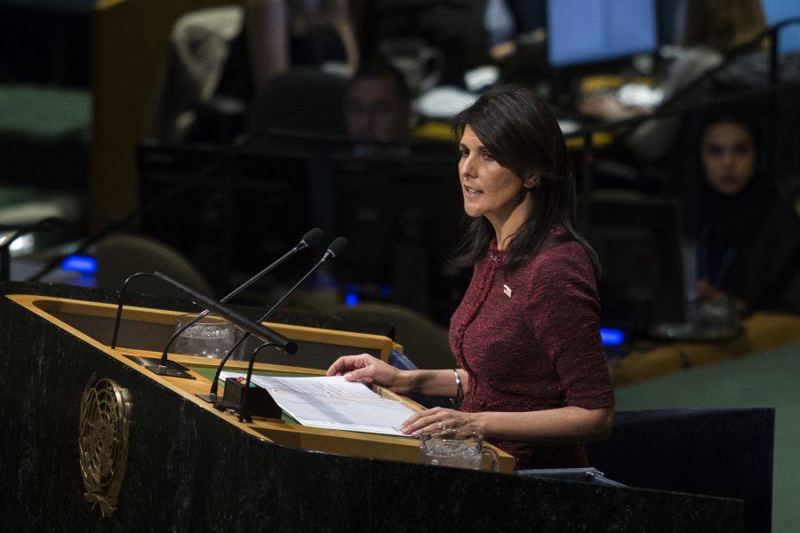 VS stemt tegen Golan-resolutie VN