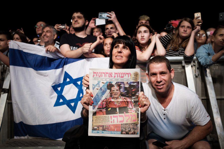 Eurovisie Songfestival naar Tel Aviv