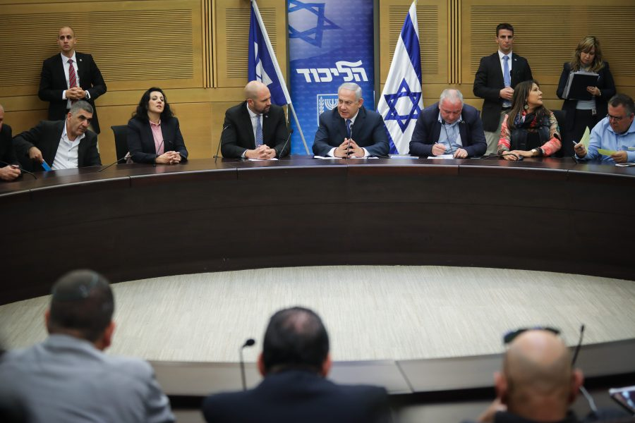 Israël gaat in april al naar de stembus