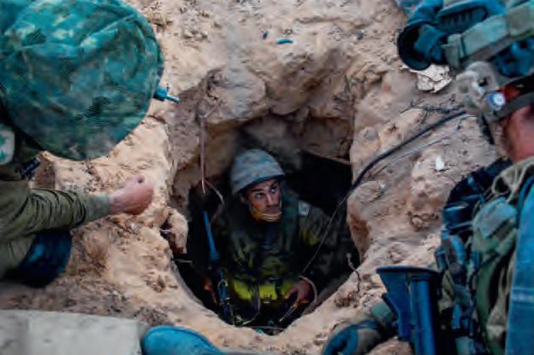 Gaza-gate: tunnelvisie