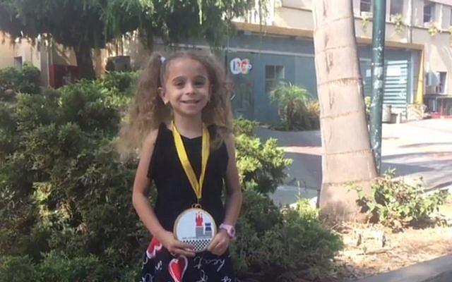7-jarig Israëlisch schaaktalent mag Tunesië niet in