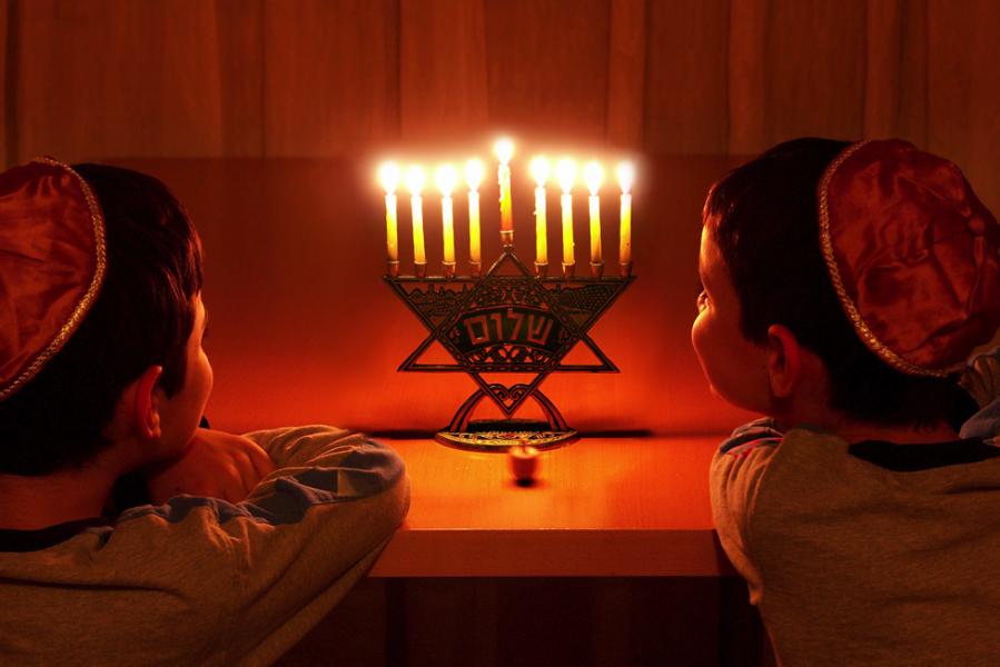Geen jodendom zonder hellenisme