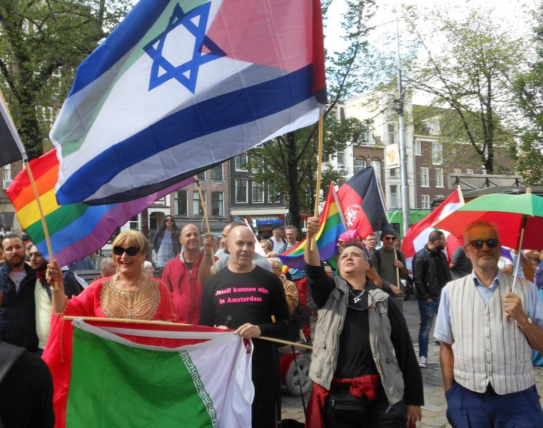 Israël welkom op Amsterdam Pride