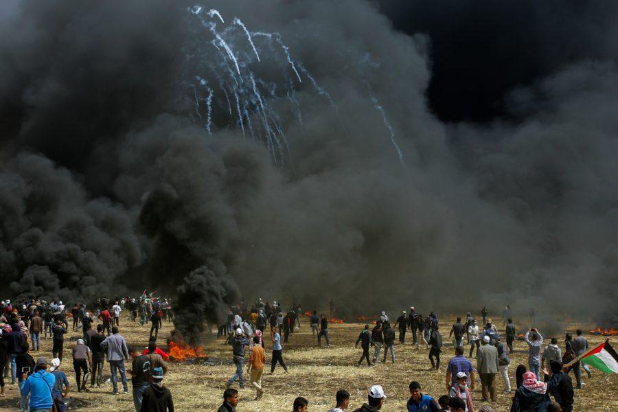 Hamas' wanhoopsoffensief