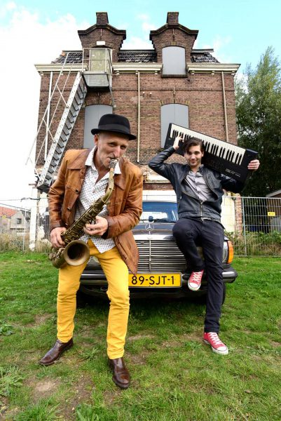 Jaap Mulder & Zoon, 'Vladimir' in MerkAz, Utrecht