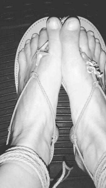 Jewcy news: sandalen