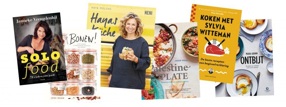 De kosjere hamvraag: kookboeken van het jaar