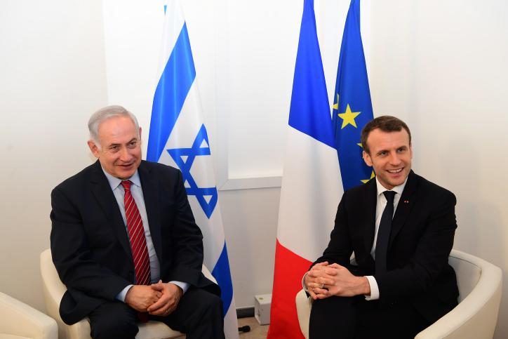 Macron neemt IHRA-antisemitismedefinitie over