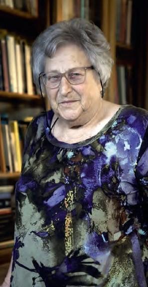Mensch: Ariëtte Vissel-Colcher, 84, Amsterdam