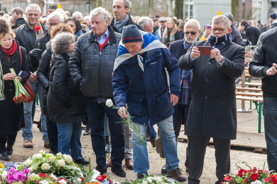 Herdenking wordt nationale gebeurtenis