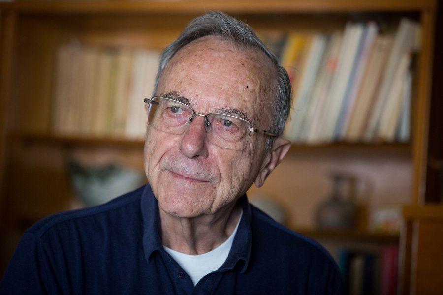 Moshe Arens overleden