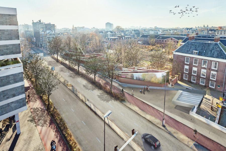 Amsterdamse raad heeft groen licht voor Namenwand