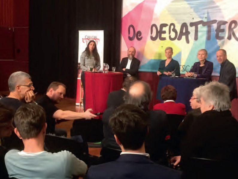 De Debatterij – De Joodse gemeenschap moet meer openstaan