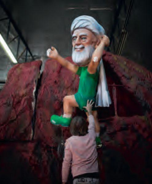 Hamas en Iran: een nieuwe liefde