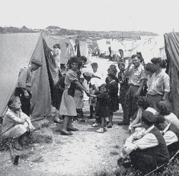Joodse vluchtelingen eindelijk erkend?