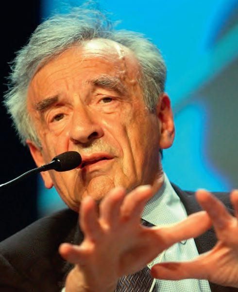 Elie Wiesel: geweten der mensheid