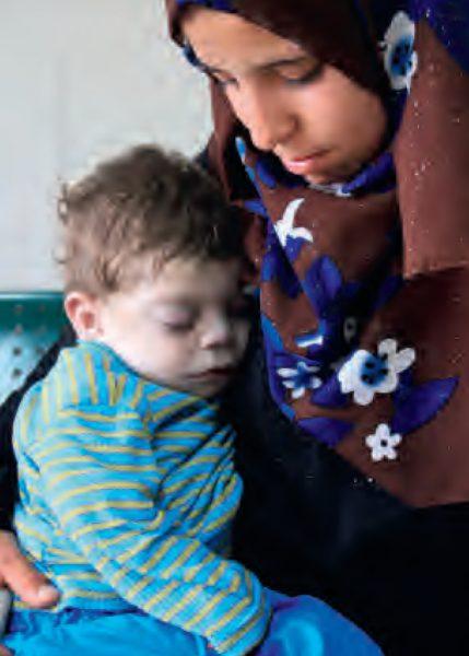 Kinderen redden zonder onderscheid