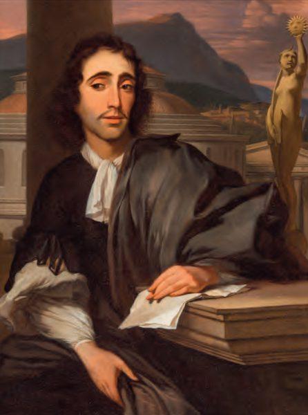 Jonge Spinoza ontdekt
