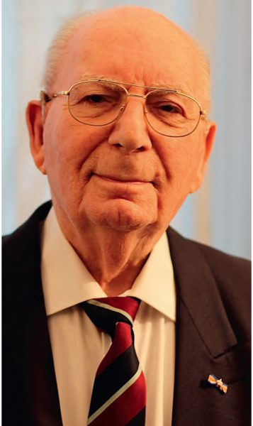 Mensch: Jaap Soesan, 93, Amstelveen