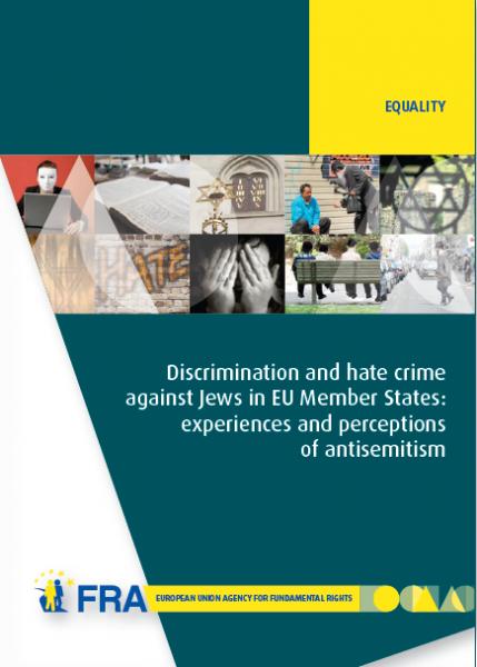 Groeiend antisemitisme in Europa