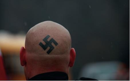 Duitse neonazi's roeren zich