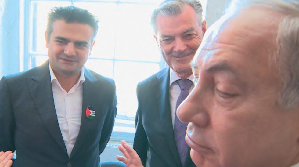 Netanyahu: 'Wij verdedigen Europa'